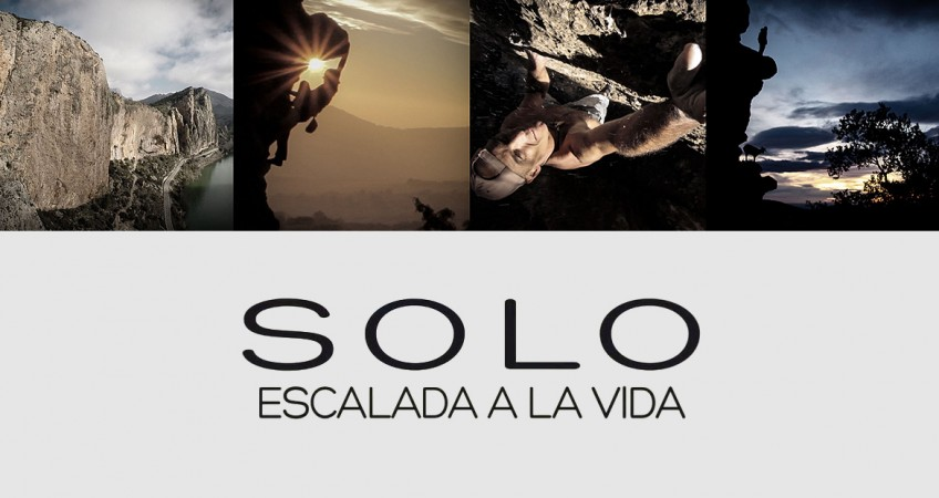 Documental Solo Escalada a la Vida